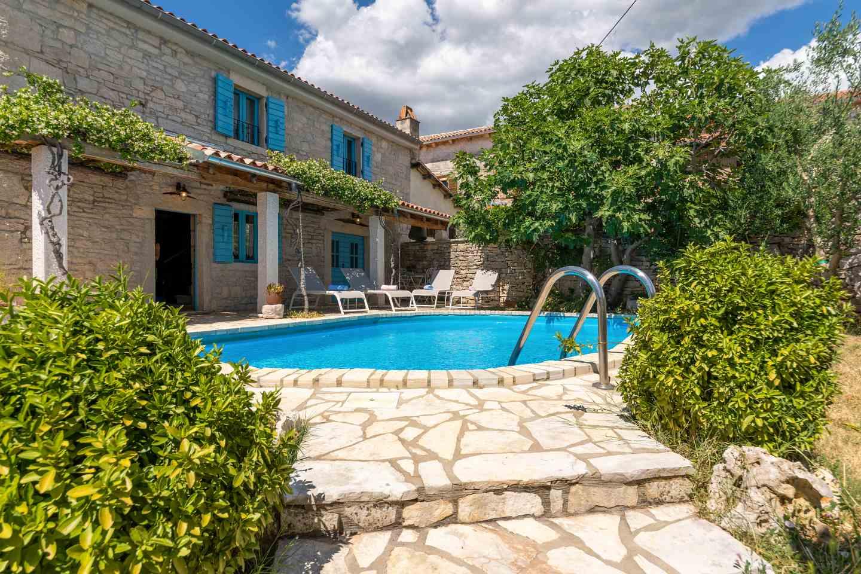 Ferienhaus Villa Janko (880723), Zgrabljici, , Istrien, Kroatien, Bild 28