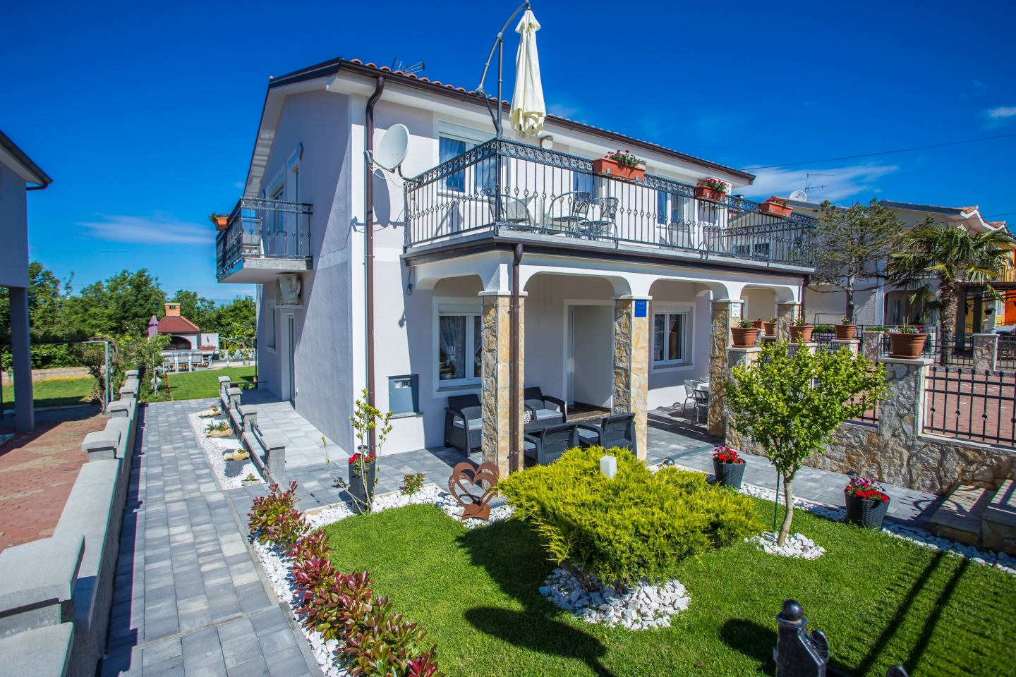 Apartments, , Poreč region - Rosi