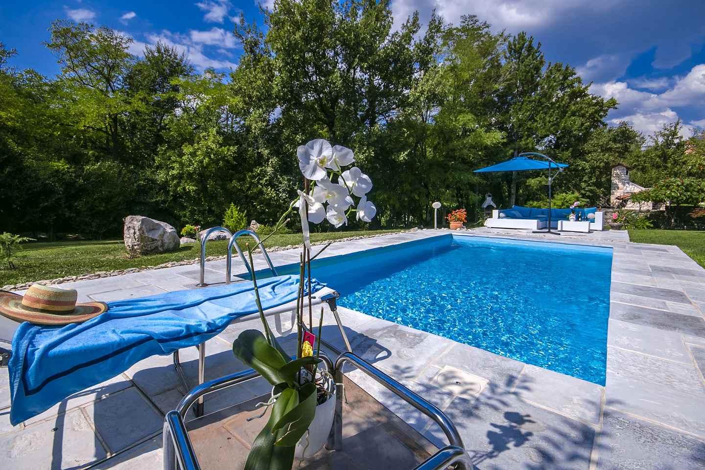 Vily, Buzet, Stredná Istria - Villa Rupena