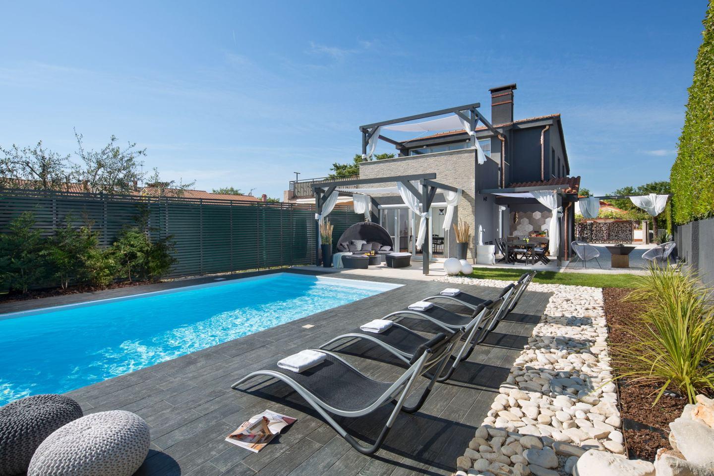 Vile, , Poreč region - Villa Evita