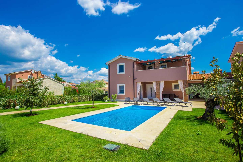 Vily, Kaštelir, Poreč region - Villa Mariella
