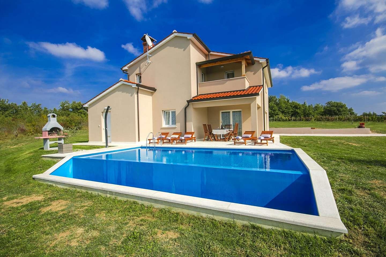Vily, Pilati (Karojba), Stredná Istria - Villa Vale
