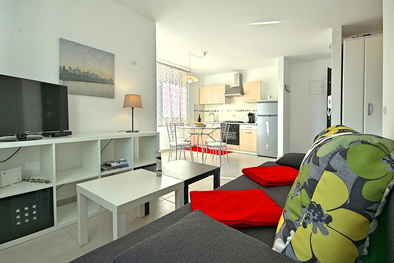 Apartmány, Funtana, Vrsar a Funtana - Lina