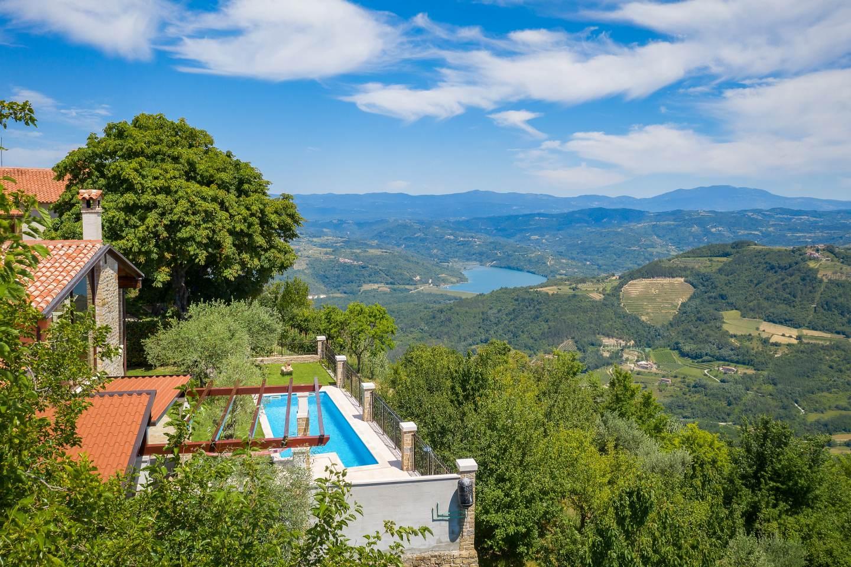 Vily, Zamask (Pazin), Stredná Istria - Villa Zamask