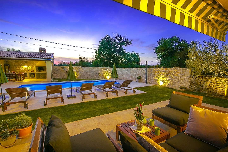 Kuće za odmor, , Poreč region - Villa Hisina