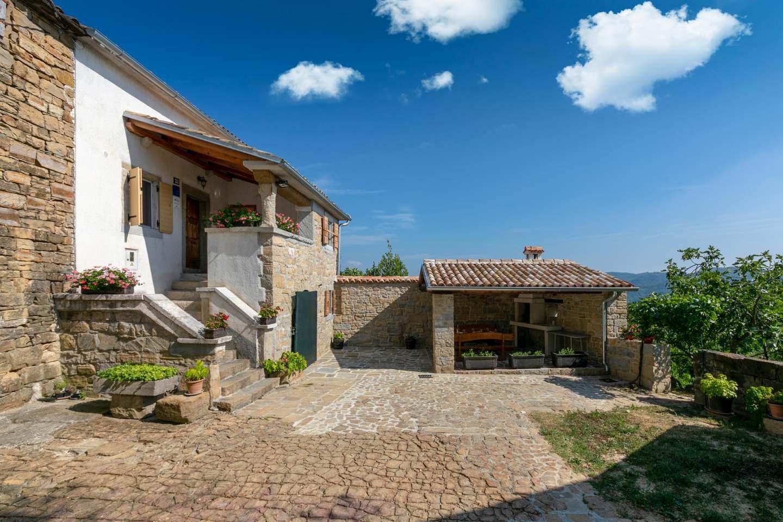 Apartmány, Buzet, Stredná Istria - Ninna