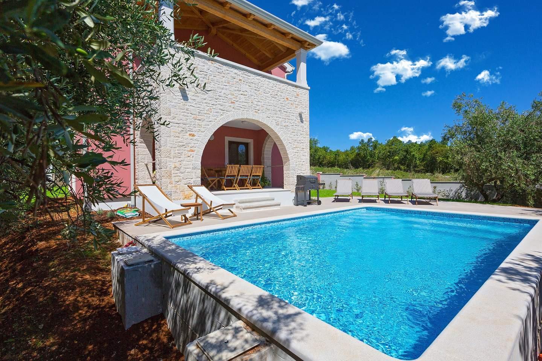 Ferienhaus Villa Rea (2241780), Vrvari, , Istrien, Kroatien, Bild 34