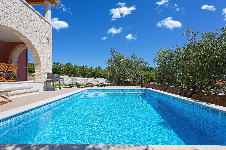 Ferienhaus Villa Rea (2241780), Vrvari, , Istrien, Kroatien, Bild 37