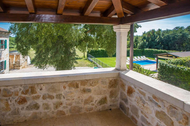 Ferienhaus Villa Antonio & Antonietta (2452114), Vrvari, , Istrien, Kroatien, Bild 20