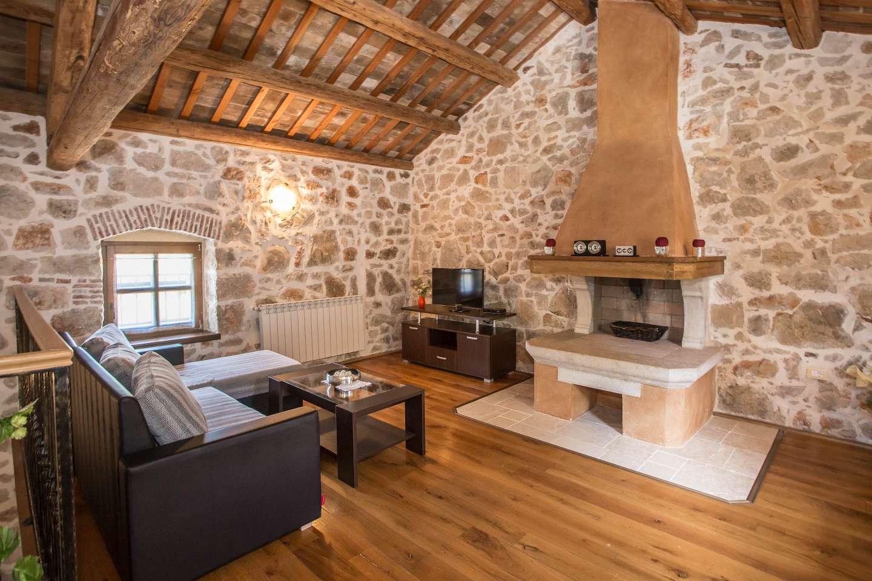 Ferienhaus Villa Antonio & Antonietta (2452114), Vrvari, , Istrien, Kroatien, Bild 23
