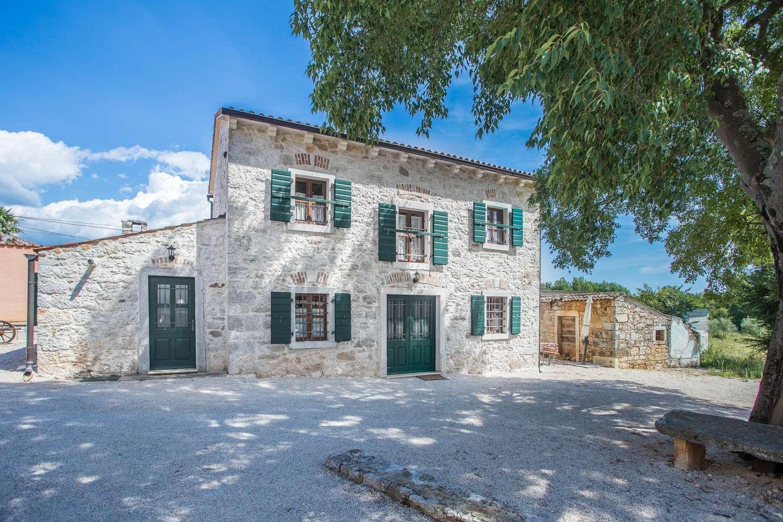 Ferienhaus Villa Antonio & Antonietta (2452114), Vrvari, , Istrien, Kroatien, Bild 24