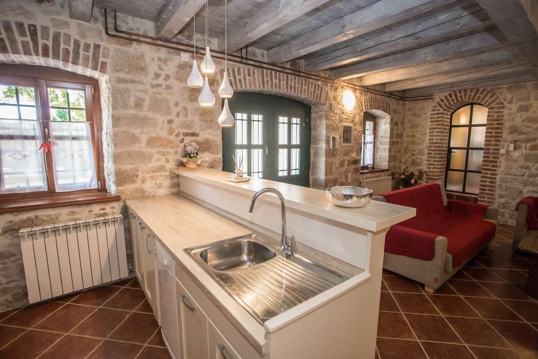 Ferienhaus Villa Antonio & Antonietta (2452114), Vrvari, , Istrien, Kroatien, Bild 28