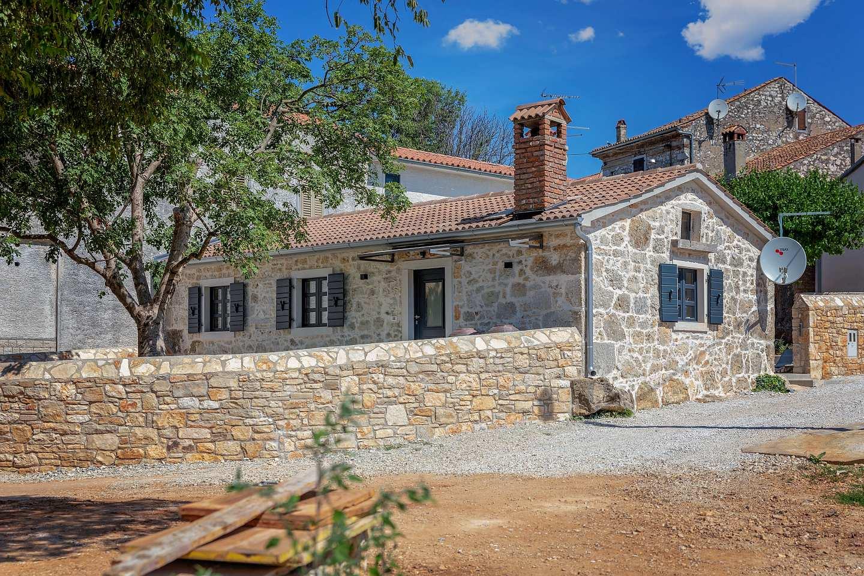 Ferienhaus Villa Dvori (2640248), Vrvari, , Istrien, Kroatien, Bild 10