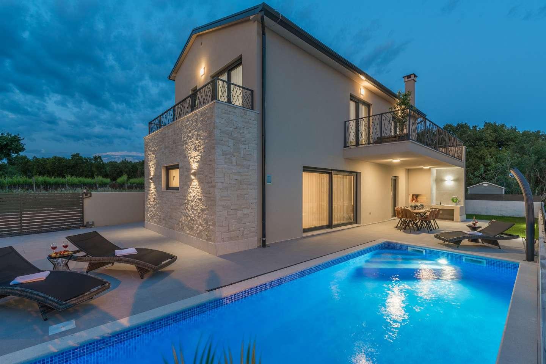 Ferienhaus Villa Nina (2789436), Nova Vas, , Istrien, Kroatien, Bild 1