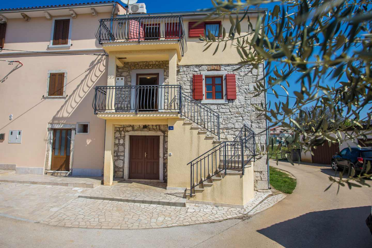 Apartments, , Poreč region - Nini