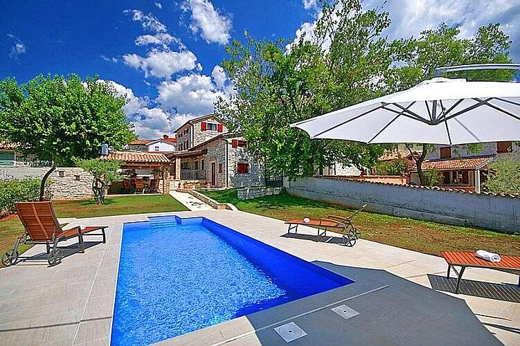 Swimming Pool — Casa Nono Nino — Dračevac, Poreč (Villa with pool) (1/63)