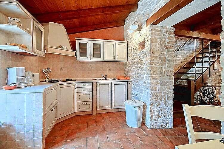 Kitchen — Villa Anita — Radići, Sveti Lovreč (Villa with pool) (3/44)