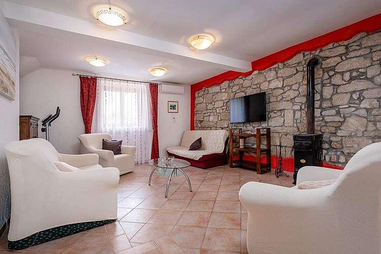 Living Room — Casa Ana Milena — Žbandaj, Poreč (Holiday home) (2/27)