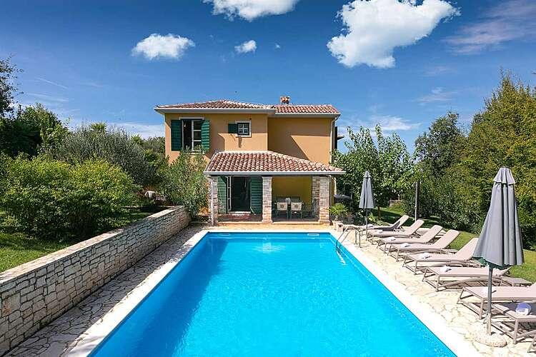 Swimming Pool — Villa Splendida — Montižana, Poreč (Villa with pool) (1/52)