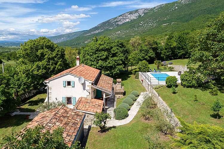 Exterier — Villa Rocco — Kožljak, Labin, Rabac-Labin (Villa with pool) (1/42)