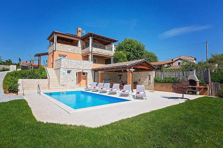 Swimming Pool — Villa Valentina — Jasenovica, Poreč (Villa with pool) (1/44)