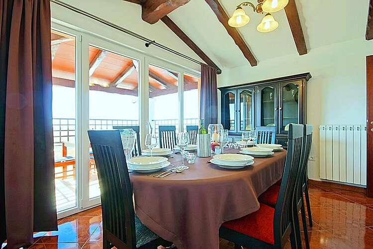 Dining Room — Villa Valentina — Jasenovica, Poreč (Villa with pool) (2/44)