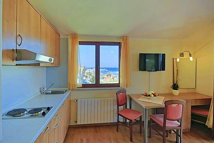Kitchen — Studio Uli 3 — Funtana, Funtana, Vrsar-Funtana (Apartment) (2/23)