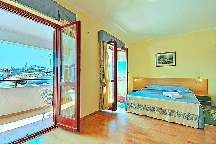 Bedroom — Studio Uli 4 — Funtana, Funtana, Vrsar-Funtana (Apartment) (1/23)
