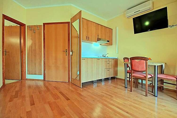 Dining Room — Studio Uli 4 — Funtana, Funtana, Vrsar-Funtana (Apartment) (2/23)