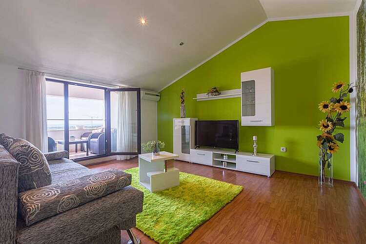 Living Room — Jenny — Tar, Tar-Vabriga (Apartment) (2/22)