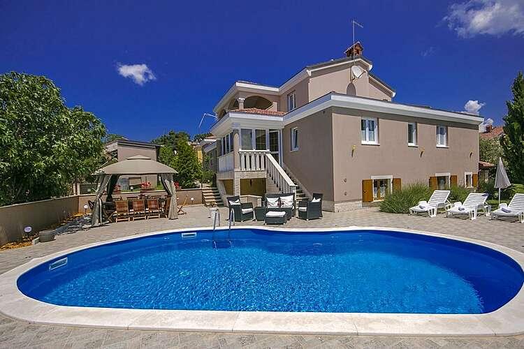 Swimming Pool — Villa Bea — Markovac, Višnjan (Villa with pool) (1/57)