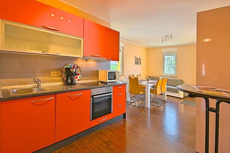 Kitchen — Daris — Kaštel, Buje, Umag-Novigrad (Apartment) (3/28)
