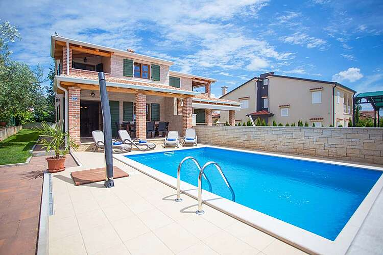 Swimming Pool — Villa Mare Vabriga — Vabriga, Tar-Vabriga (Villa with pool) (1/27)