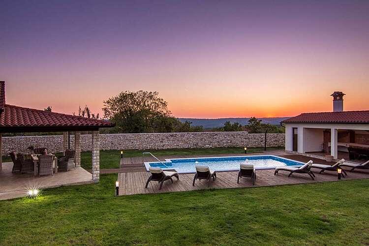Exterier — Villa Anica — Markoci, Labin, Rabac-Labin (Villa with pool) (1/26)
