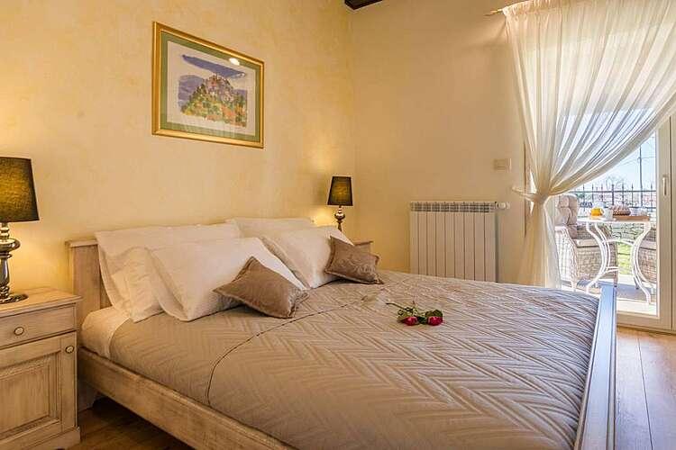 Bedroom — Villa Anica — Markoci, Labin, Rabac-Labin (Villa with pool) (3/26)