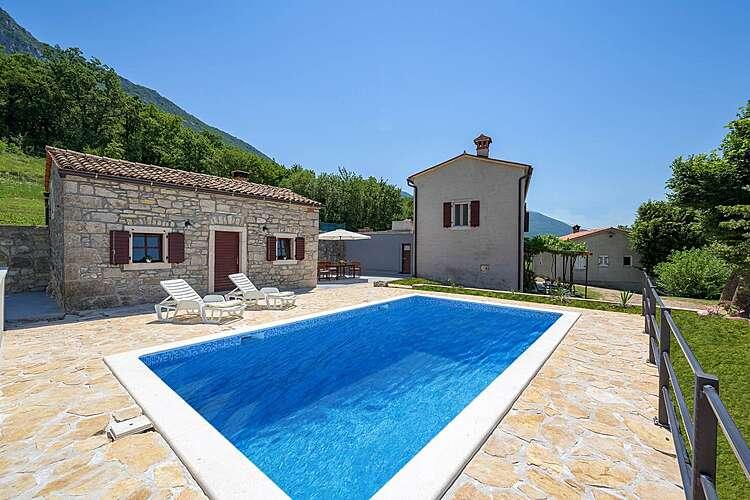 Swimming Pool — Casa Baroni — Kožljak, Rabac, Rabac-Labin (Holiday home) (1/33)