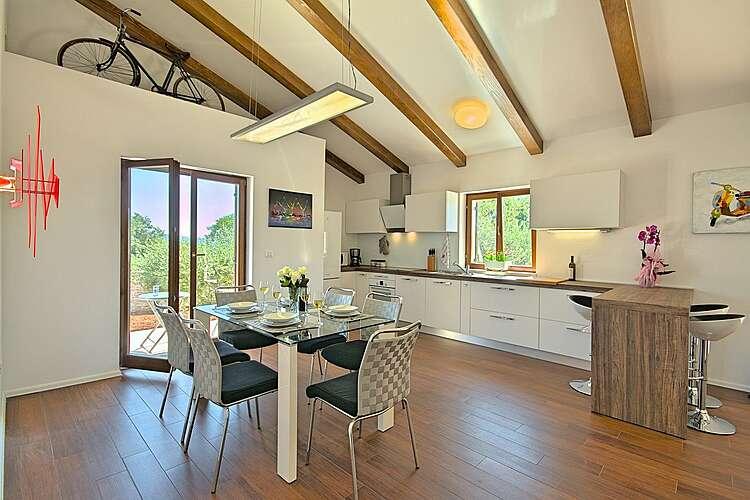 Kitchen — Villa Vignola — Kavran, Marčana, East Coast of Istria (Villa with pool) (2/38)