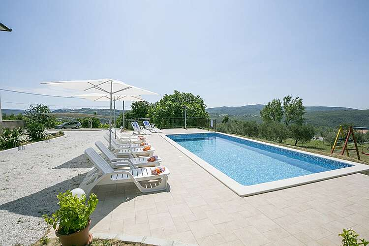 Swimming Pool — Meri — Sveti Bartul, Labin, Rabac-Labin (Apartment) (3/40)