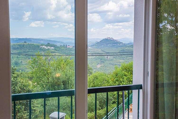 View — Villa Ana Spinovci — Špinovci, Karojba, Central Istria (Villa with pool) (2/32)