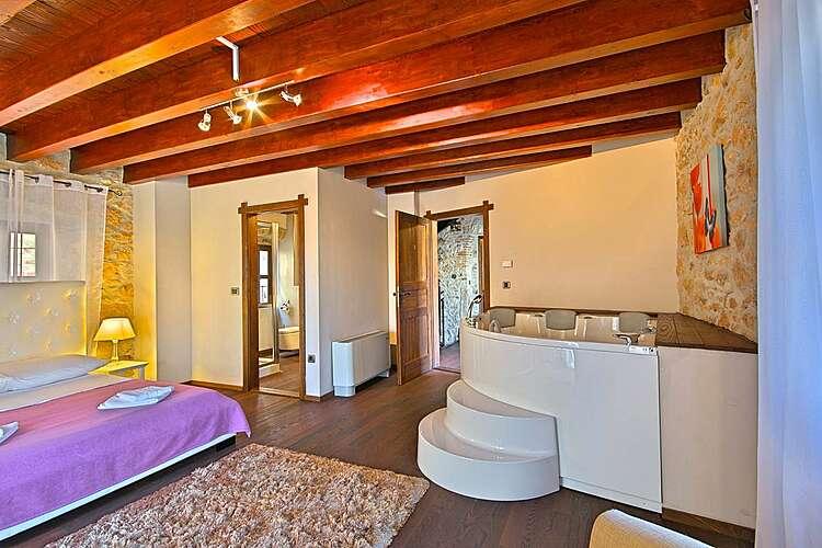 Bedroom — Villa Magnolia — Vižinada, Vižinada (Villa with pool) (3/45)