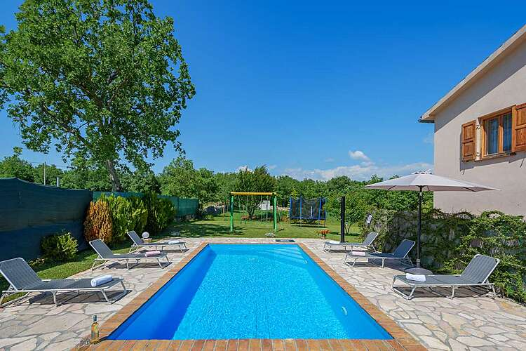 Swimming Pool — Villa Sadina — Banki, Tinjan (Villa with pool) (1/43)