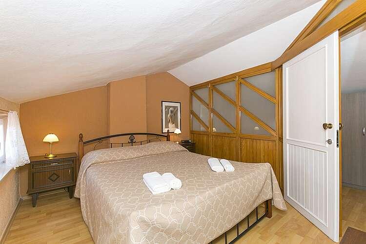 Bedroom — Casa Adele — Diminići, Labin, Rabac-Labin (Holiday home) (3/25)