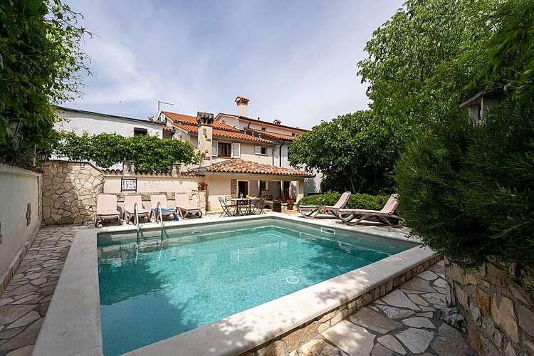 Swimming Pool — Casa Gianni — Vozilići, Rabac, Rabac-Labin (Holiday home) (1/32)