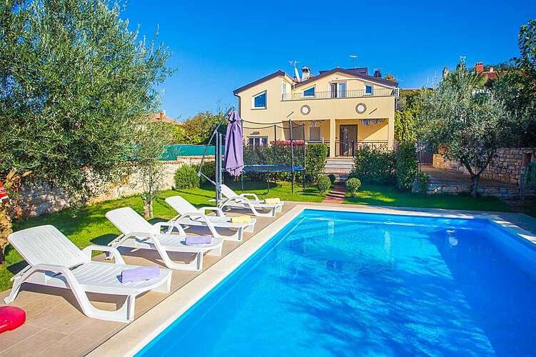 Swimming Pool — Casa Eden — Tar, Tar-Vabriga (Holiday home) (1/33)