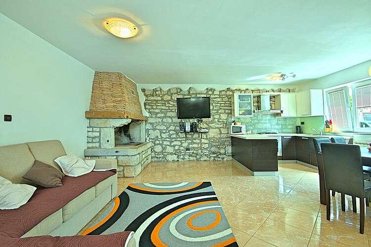 Living Room — Casa Eden — Tar, Tar-Vabriga (Holiday home) (2/33)