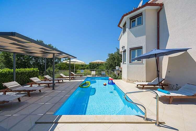 Swimming Pool — Villa Eufemia — Žbandaj, Poreč (Villa with pool) (1/45)