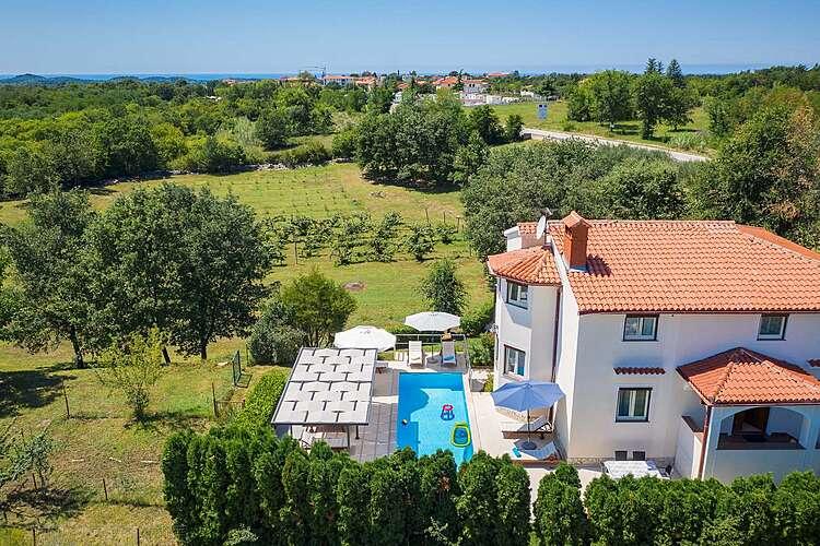 Exterier — Villa Eufemia — Žbandaj, Poreč (Villa with pool) (3/45)