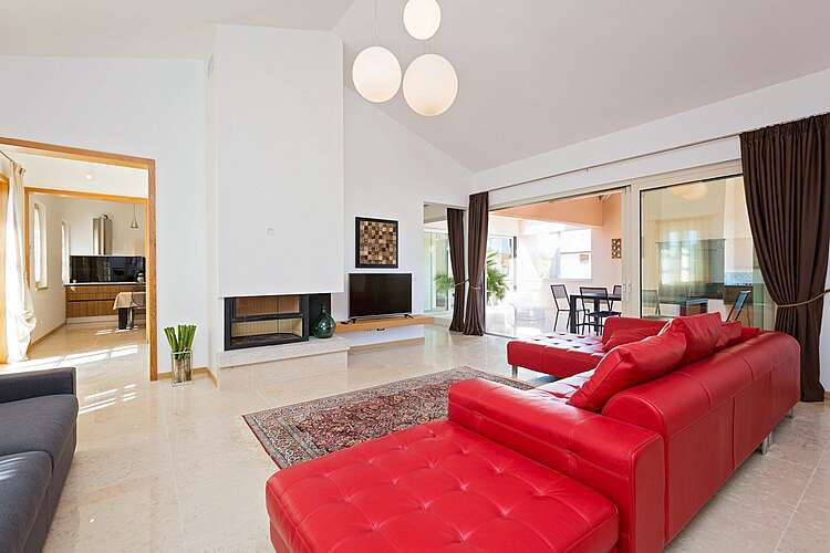 Living Room — Berli 4 — Funtana, Funtana, Vrsar-Funtana (Apartment) (1/28)