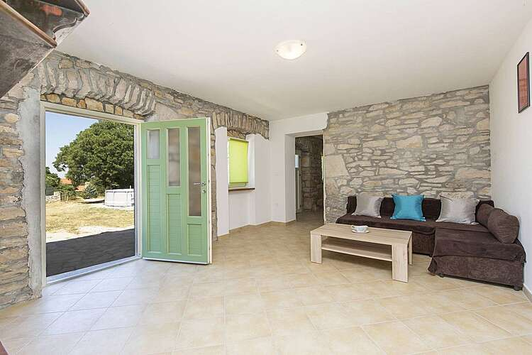 Living Room — Haus Ernest — Gora Glušići, Labin, Rabac-Labin (Holiday home) (2/23)