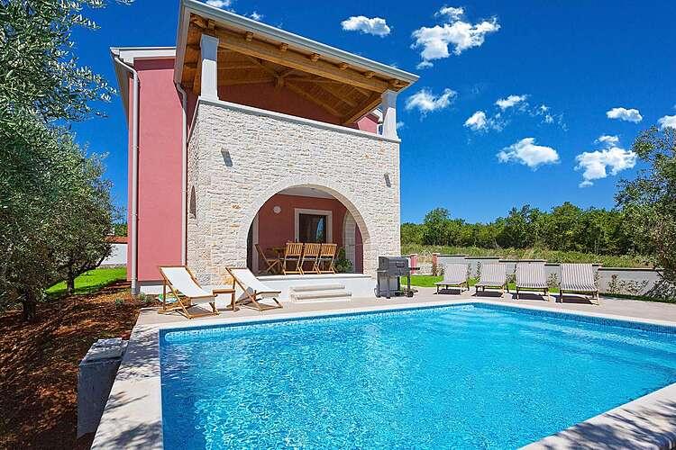 Swimming Pool — Villa Rea — Varvari, Poreč (Villa with pool) (1/41)
